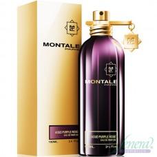 Montale Aoud Purple Rose EDP 100ml για άνδρες και Γυναικες