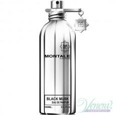 Montale Black Musk EDP 100ml για άνδρες και Γυναικες