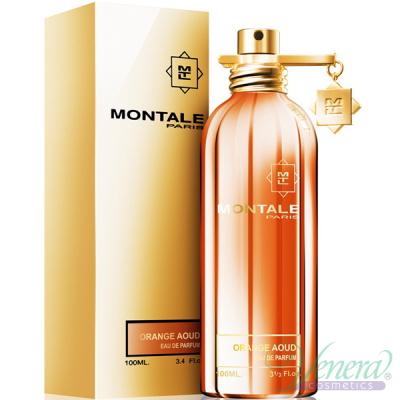 Montale Orange Aoud EDP 100ml για άνδρες και Γυναικες