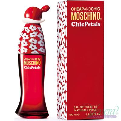 Moschino Cheap & Chic Chic Petals EDT 50ml για γυναίκες