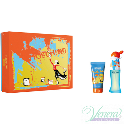 Moschino Cheap & Chic I Love Love Set (EDT 30ml + BL 50ml) για γυναίκες