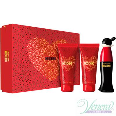 Moschino Cheap & Chic Set (EDT 50ml + BL 100ml + SG 100ml) για γυναίκες