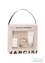 Narciso Rodriguez Narciso Poudree Set (EDP 50ml + Body Cream 50ml + Candle) για γυναίκες Γυναικεία Σετ