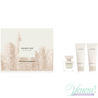 Narciso Rodriguez Narciso Set (EDP 50ml + BL 75ml + SG 75ml) για γυναίκες