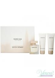 Narciso Rodriguez Narciso Set (EDP 90ml + BL 75ml + SG 75ml) για γυναίκες Women's Gift sets