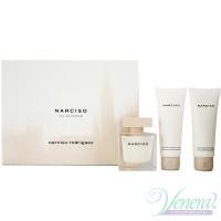 Narciso Rodriguez Narciso Комплект (EDP 90ml + BL 75ml + SG 75ml) за Жени Дамски Комплекти