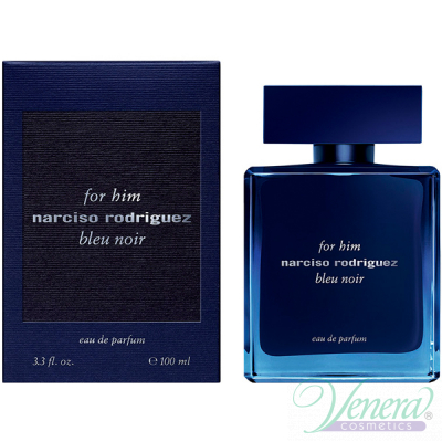 Narciso Rodriguez for Him Bleu Noir Eau de Parfum EDP 100ml για άνδρες