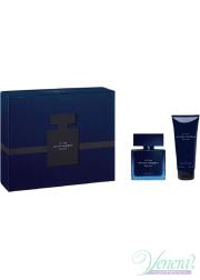 Narciso Rodriguez for Him Bleu Noir Eau de Parfum Set (EDP 50ml + SG 200ml) για άνδρες Ανδρικά Σετ