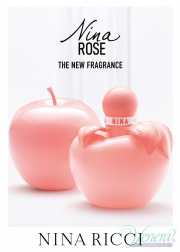 Nina Ricci Nina Rose EDT 80ml για γυναίκες ασυσκεύαστo Γυναικεία αρώματα χωρίς συσκευασία