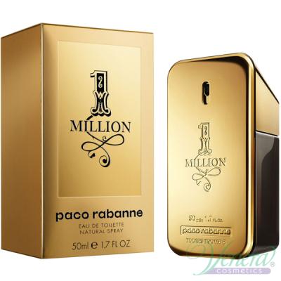 Paco Rabanne 1 Million EDT 50ml για άνδρες