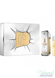 Paco Rabanne 1 Million Lucky Set (EDT 100ml + EDT 10ml) για άνδρες Ανδρικά Σετ