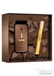 Paco Rabanne 1 Million Prive Set (EDP 50ml + EDP 10ml) για άνδρες Ανδρικά Σετ