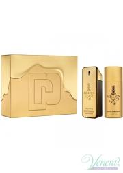 Paco Rabanne 1 Million Set (EDT 100ml + Deo Spray 150ml) για άνδρες Αρσενικά Σετ