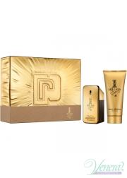 Paco Rabanne 1 Million Set (EDT 50ml + SG 100ml...