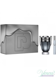 Paco Rabanne Invictus Intense Set (EDT 100ml + EDT 10ml) για άνδρες Ανδρικά σετ