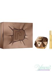 Paco Rabanne Lady Million Prive Set (EDP 80ml + EDP 10ml) για γυναίκες Γυναικεία Σετ