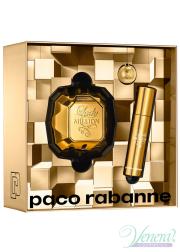 Paco Rabanne Lady Million Set (EDP 50ml + EDP 10ml + Key Ring) για γυναίκες Γυναικεία Σετ