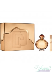 Paco Rabanne Olympea Intense Set (EDP 80ml + EDP 10ml) για γυναίκες Women's Gift sets