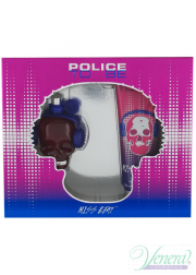 Police To Be Miss Beat Set (EDP 40ml + BL 100ml) για γυναίκες