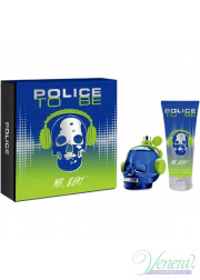 Police To Be Mr Beat Set (EDT 75ml + SG 100ml) για άνδρες
