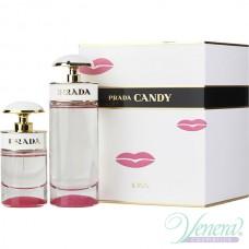 Prada Candy Kiss Set (EDP 80ml + EDP 30ml) για γυναίκες