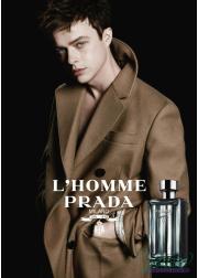 Prada L'Homme EDT 100ml για άνδρες ασυσκεύαστo Αρσενικά Αρώματα Χωρίς Συσκευασία