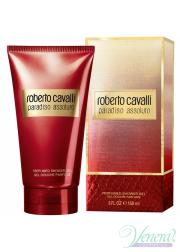 Roberto Cavalli Paradiso Assoluto Shower Gel 150ml για γυναίκες Γυναικεία προϊόντα για πρόσωπο και σώμα