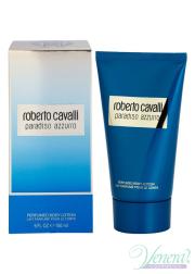Roberto Cavalli Paradiso Azzurro Shower Gel 150ml για γυναίκες  Γυναικεία προϊόντα για πρόσωπο και σώμα
