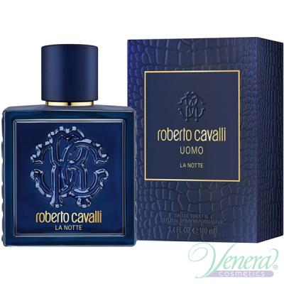 Roberto Cavalli Uomo La Notte EDT 100ml για άνδρες Ανδρικά Αρώματα