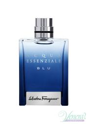 Salvatore Ferragamo Acqua Essenziale Blu EDT 100ml για άνδρες ασυσκεύαστo