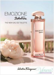 Salvatore Ferragamo Emozione Dolce Fiore EDT 92ml για γυναίκες ασυσκεύαστo Γυναικεία Αρώματα Χωρίς Συσκευασία