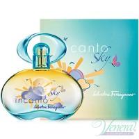 Salvatore Ferragamo Incanto Sky EDT 100ml for Women Women's Fragrance