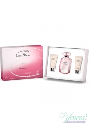Shiseido Ever Bloom Set (EDP 50ml + BL 50ml + SG 50ml) για γυναίκες Γυναικεία Σετ