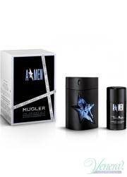 Thierry Mugler A*Men Set (EDT 100ml + Deo Stick 75ml) για άνδρες Αρσενικά Σετ