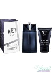 Thierry Mugler Alien Man Set (EDT 100ml + ...