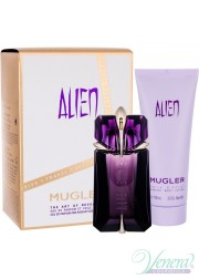 Thierry Mugler Alien SET (EDP 60ml + BL 100ml) για γυναίκες Γυναικεία σετ