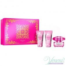 Versace Bright Crystal Absolu Set (EDP 50ml + BL 50ml + SG 50ml) για γυναίκες