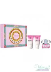 Versace Bright Crystal Set (EDT 50ml + BL 50ml + SG 50ml) για γυναίκες