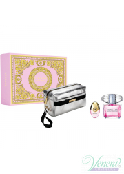 Versace Bright Crystal Set (EDT 90ml + EDT 10ml...