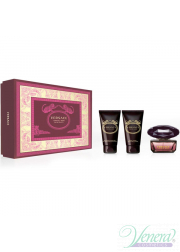 Versace Crystal Noir Set (EDT 50ml + BL 50ml + SG 50ml) για γυναίκες