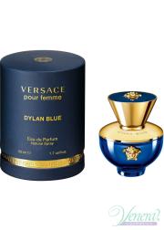Versace Pour Femme Dylan Blue EDP 50ml για γυναίκες Γυναικεία Аρώματα