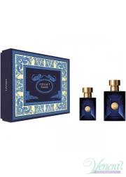Versace Pour Homme Dylan Blue Set (EDT 100ml + EDT 30ml) για άνδρες