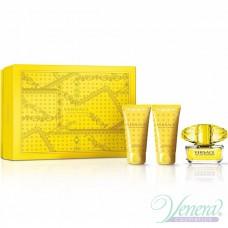 Versace Yellow Diamond Set (EDT 50ml + BL 50ml + SG 50ml) για γυναίκες