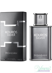 YSL Kouros Silver EDT 50ml για άνδρες Men's Fragrance