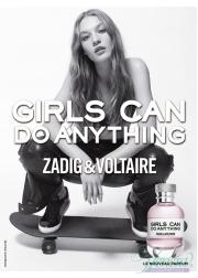 Zadig & Voltaire Girls Can Do Anything EDP 90ml για γυναίκες ασυσκεύαστo Γυναικεία Аρώματα χωρίς συσκευασία