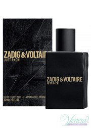 Zadig & Voltaire Just Rock! for Him EDT 30ml για άνδρες Ανδρικά Аρώματα