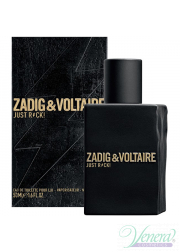 Zadig & Voltaire Just Rock! for Him EDT 50ml για άνδρες Ανδρικά Аρώματα