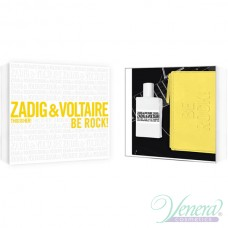 Zadig & Voltaire This is Her Set (EDP 50ml + Yellow Pouch) Be Rock! για γυναίκες