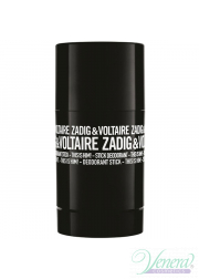 Zadig & Voltaire This is Him Deo Stick 75ml για άνδρες Men's face and body products