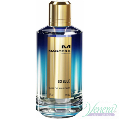 Mancera So Blue EDP 120ml για άνδρες και Γυναικες ασυσκεύαστo Unisex Аρώματα χωρίς συσκευασία